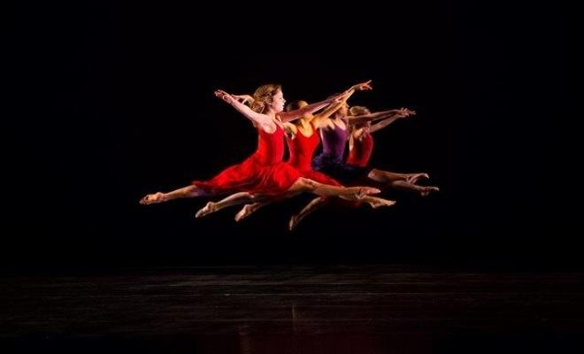 University Dance Company Performance